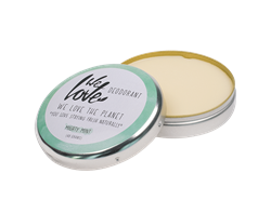 Bild von We Love The Planet - Deocreme - Mighty Mint - Natural Deo Cream - Minze - 48 g