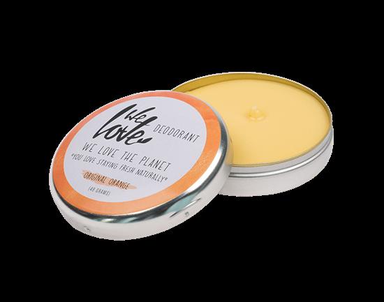 Bild von We Love The Planet - Deocreme - Original Orange - Natural Deo Cream - Mandarine - 48 g