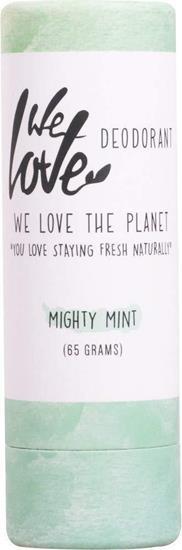 Bild von We Love The Planet - Deo Stick -  Mighty Mint - Natürlicher Deostick - Minze - 65 g