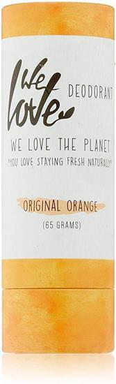 Bild von We Love The Planet - Deo Stick -  Original Orange - Natürlicher Deostick - Mandarine - 65 g