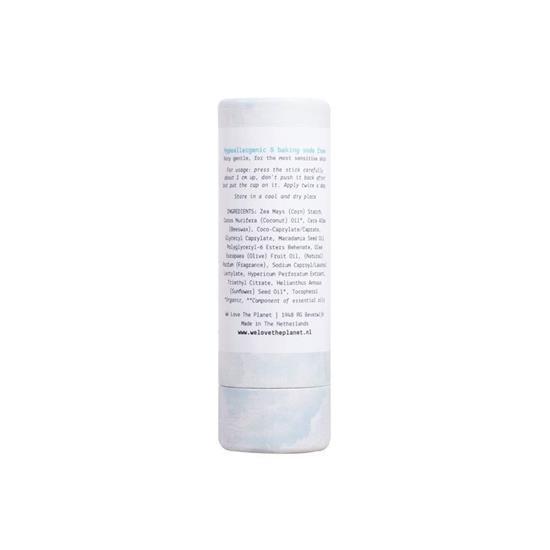 Bild von We Love The Planet - Deo Stick -  So Sensitive - Natürlicher Deostick - Für Menschen mit empfindlicher Haut - 65 g