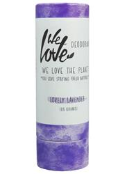 Bild von We Love The Planet - Deo Stick -  Lovely Lavender - Natürlicher Deostick - Lavendel - 65 g