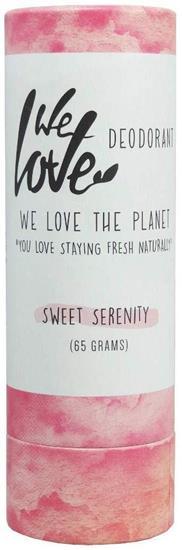 Bild von We Love The Planet - Deo Stick -  Sweet Serenity - Natürlicher Deostick - Rose - 65 g