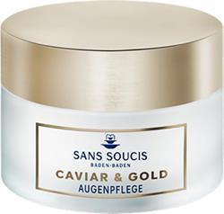 Bild von Sans Soucis - Caviar & Gold - Augenpflege - Anti Age Deluxe - 15 ml