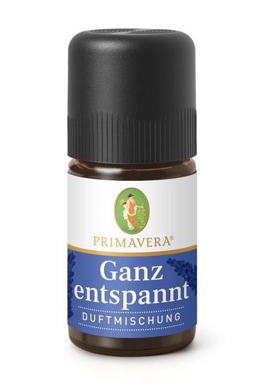Bild von Primavera® - Ganz entspannt Duftmischung - 5 ml