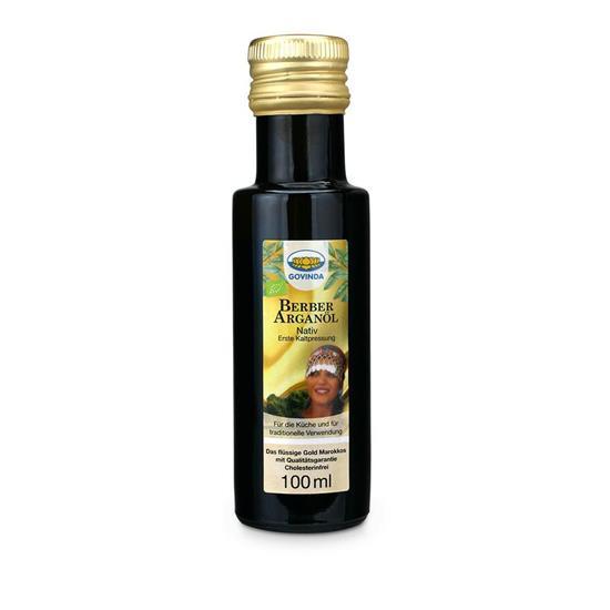 Bild von Govinda - Bio Berber Arganöl nativ - 100 ml