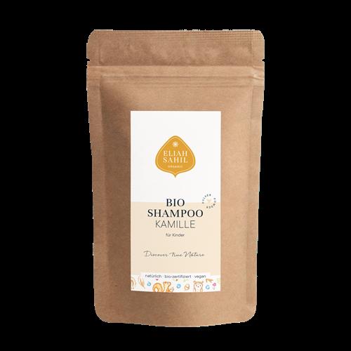 Bild von Eliah Sahil Organic - Bio Kinder Shampoo Kamille Refill - 250 g