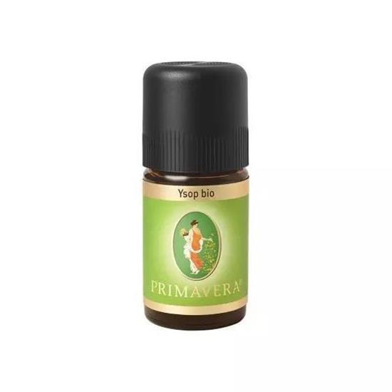 Bild von Primavera - Ätherisches Öl - Ysop Bio - 5 ml