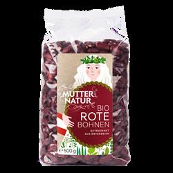 Bild von Mutter Natur - Bio Rote Bohnen getrocknet - 500 g