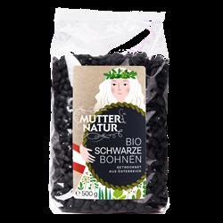 Bild von Mutter Natur - Bio Schwarze Bohnen getrocknet - 500 g