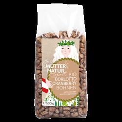 Bild von Mutter Natur - Bio Borlotto Cranberry Bohnen - 500 g