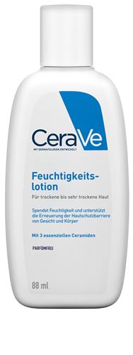 Bild von CeraVe - Feuchtigkeitslotion - 88 ml