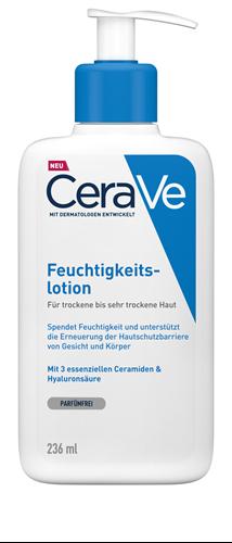 Bild von CeraVe - Feuchtigkeitslotion - 236 ml