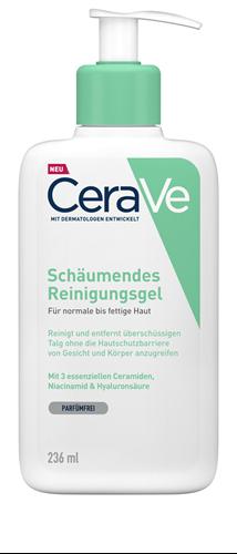 Bild von CeraVe - Schäumendes Reinigungsgel - 236 ml