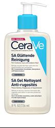Bild von CeraVe - SA Glättende Reinigung für trockene, raue und unebene Haut - 236 ml
