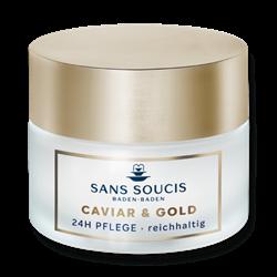 Bild von Sans Soucis - Caviar & Gold - reichhaltige 24h Pflege - 50 ml