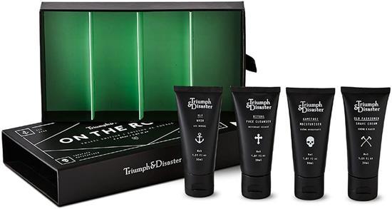Bild von Triumph & Disaster - On The Road - Reise-Kit - 4 x 30 ml