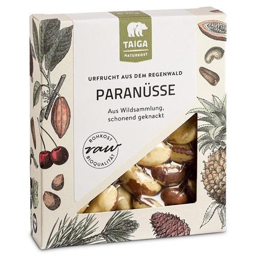 Bild von Taiga Naturkost - Paranüsse - Bio - Rohkost-Qualität - 70 g
