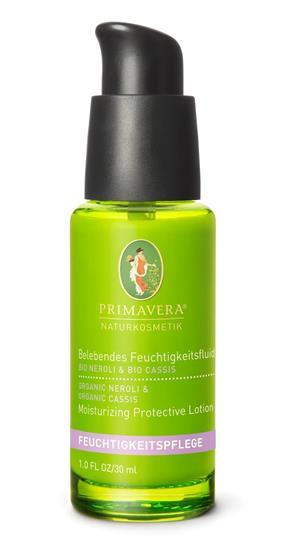 Bild von Primavera® - Belebendes Feuchtigkeitsfluid Neroli Cassis - 30 ml