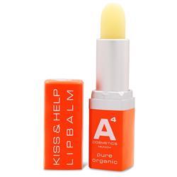 Bild von A4 COSMETICS - Kiss & Help Lipbalm - 4 g