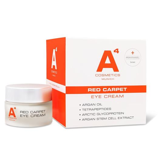 Bild von A4 COSMETICS - Red Carpet Eye Cream - 15 ml