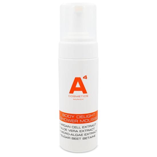 Bild von A4 COSMETICS - Body Delight Shower Mousse - 150 ml