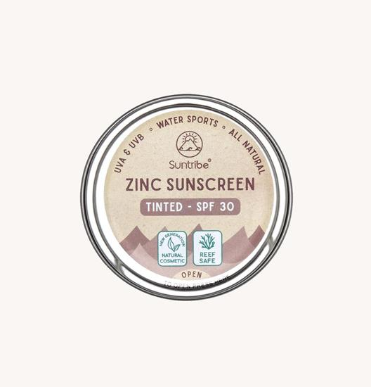 Bild von Suntribe - Face & Sport Mineral Sunscreen - SPF 30 - Tinted - 45 g