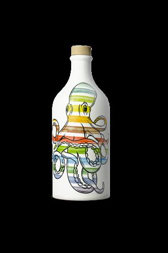 Bild von Muraglia Fruttato Intensio - Tintenfisch gestreift Keramik - 500 ml
