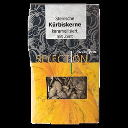 Bild von Steirerkraft - Steirische Kürbiskerne - Zimt Selection - 100 g