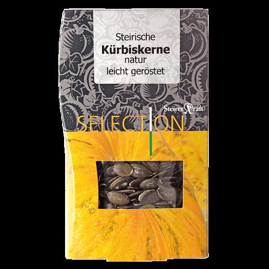 Bild von Steirerkraft - Steirische Kürbiskerne - Natur Selection - 100 g