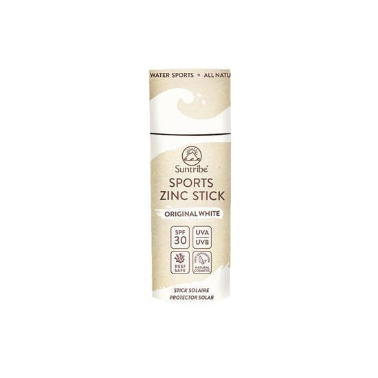 Bild von Suntribe - Sport Zinc Stick - Zinksonnencreme SPF 30 - Original White - 30 g