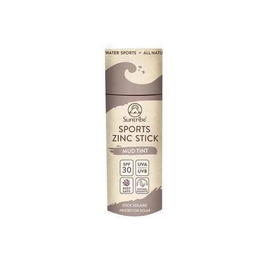 Bild von Suntribe - Sport Zinc Stick - Zinksonnencreme SPF 30 - Tinted - 30 g