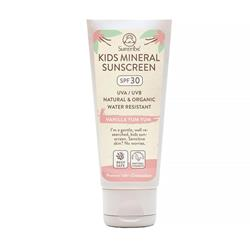 Bild von Suntribe - Mineral Sunscreen Kids SPF 30 - Vanilla - 100 ml