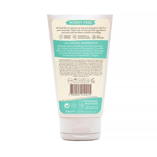 Bild von Suntribe - Body & Face Mineral Sunscreen - SPF 30 - 60 ml