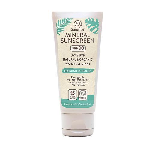 Bild von Suntribe - Body & Face Mineral Sunscreen - SPF 30 - 100 ml