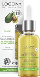 Bild von Logona - Nährendes Gesichtsöl Bio-Avocado - 30 ml