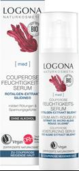Bild von Logona - Couperose Feuchtigkeits-Serum Rotalgenextrakt Silidine® - 30 ml