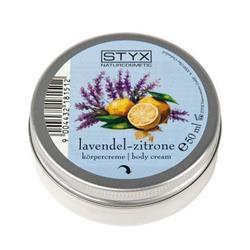 Bild von Styx - Körpercreme Lavendel Zitrone - 50 ml