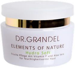 Bild von Dr. Grandel Elements of Nature - Hydro Soft Creme - 50 ml