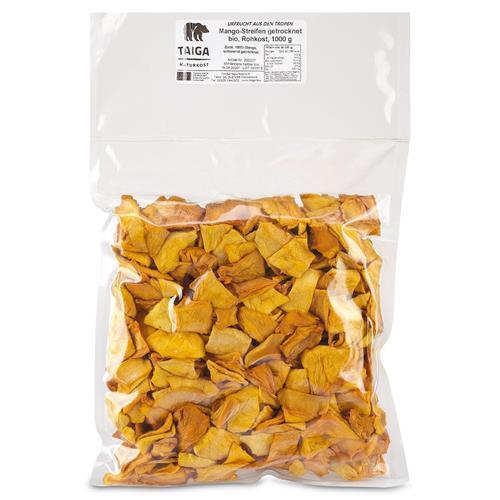 Bild von Taiga Naturkost - Mango - Bio - Rohkost-Qualität - 1 kg