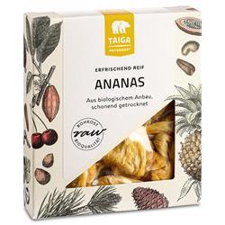 Bild von Taiga Naturkost - Ananas-Stücke - Bio - Rohkost-Qualität