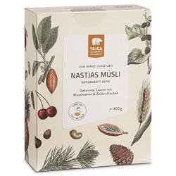 Bild von Taiga Naturkost - Nastjas Müsli - Bio - 400 g