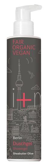 Bild von i+m Berlin - Duschgel Sheabutter Olive - 200 ml