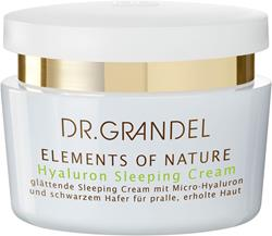 Bild von Dr. Grandel Elements of Nature - Hyaluron Sleeping Creme - 50 ml
