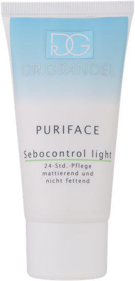 Bild von Dr. Grandel Puriface - Sebocontrol light Tagescreme - 50 ml