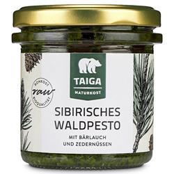 Bild von Taiga Naturkost - Sibirisches Waldpesto - Bio - Rohkost-Qualität - 165 ml