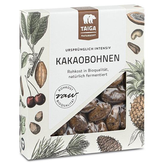 Bild von Taiga Naturkost - Kakaobohnen - Bio - Rohkost-Qualität