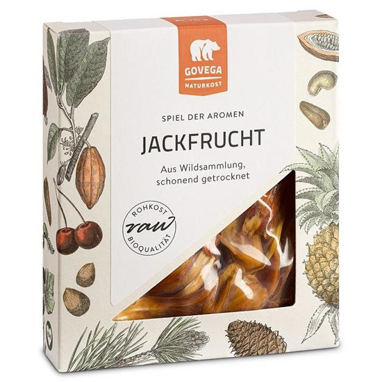 Bild von Taiga Naturkost - Jackfrucht-Stücke - Bio - Rohkost-Qualität