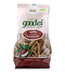 Bild von Govinda - Goodel / Die Gute Nudel - Bio Penne Kastanien - 200 g