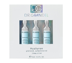 Bild von Dr. Grandel Professional Collection - Hyaluron Ampulle  - 3 x 3 ml